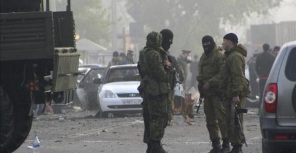 Cuatro presuntos milicianos abatidos en Daguestán durante una operación  antiterrorista efeecb2d6ba
