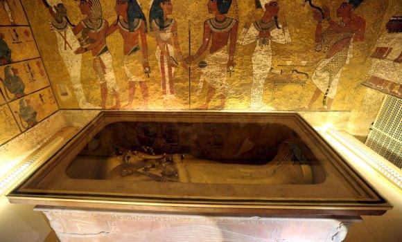 ¿Se esconde aquí Nefertiti?