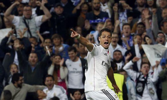 Las intenciones que tiene el Real Madrid para fichar a Chicharito en propiedad -