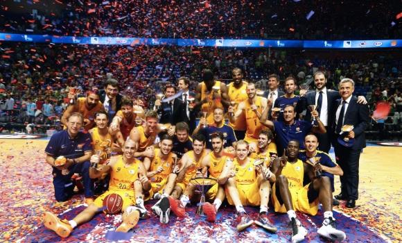 El Barcelona conquista la Supercopa de España