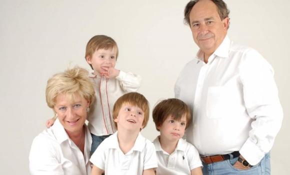 El estr�s por cuidar a los nietos puede afectar a la salud de los abuelos