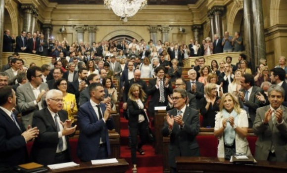 La mitad de los catalanes repetir�a las elecciones para desatascar la situaci�n sin gobierno