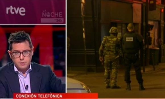 Así trataron las TV en directo los atentados de París: éxito de 13TV y 24h y polémica en Antena 3 y Telecinco