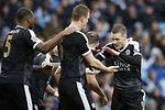 El Leicester sonroja al Manchester City
