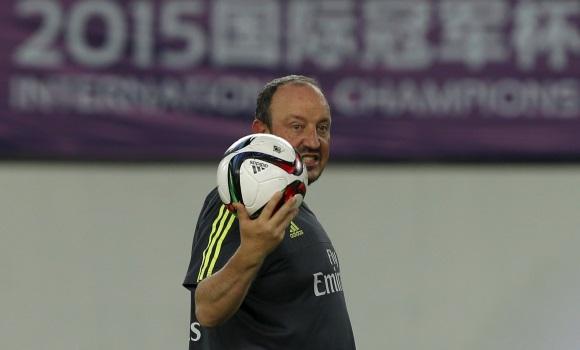Los cinco dilemas de Rafa Benítez que marcarán la temporada del Real Madrid