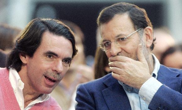 El PP no invita por primera vez a Aznar a participar en la campa�a de unas generales