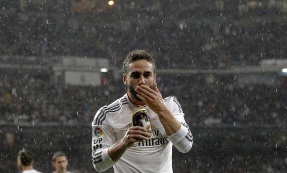 El Madrid voltea el estatus de Carvajal