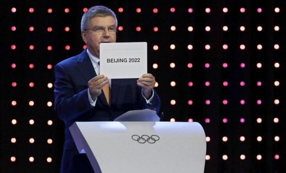 Pekín, sede de los JJOO de Invierno de 2022