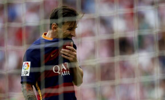Lío a la vista entre Argentina y el Barcelona por la lesión de Messi f33801a0e0c