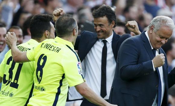 LuisEnrique-celebra-Liga-2015-Calderon-reuters.jpg