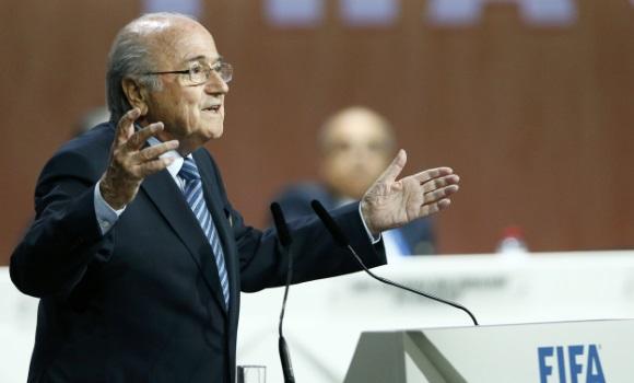 Blatter, reelegido en la FIFA - 310x