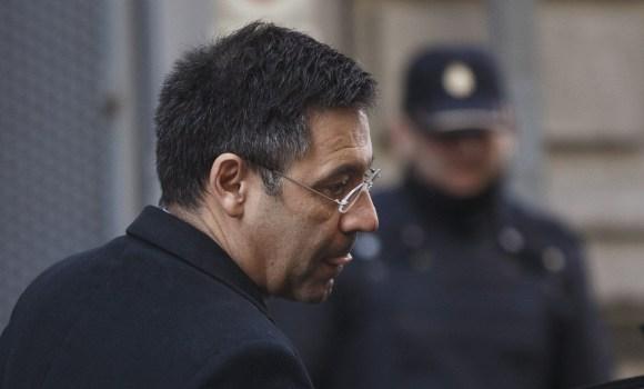 Bartomeu culpó a Vilanova ante el juez Ruz de forzar el sobrecoste de Neymar
