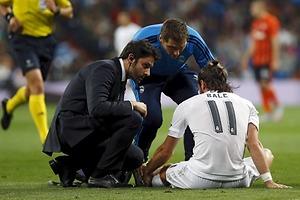 Bale se lesiona por los Lamborghinis