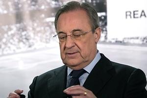 La bronca de Florentino Pérez a Benítez