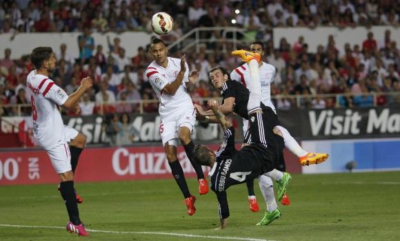 El rescate de Sergio Ramos a Toni Kroos -