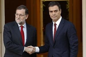 La corrupción da aire a Sánchez