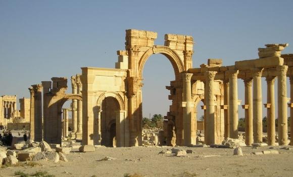 Palmira, la mina de oro de EI - 310x