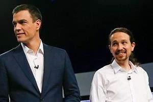 Sánchez prefiere Podemos y PNV