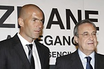 Zidane frenó el cese de Rafa Benítez