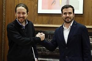 Superarían juntos al PSOE