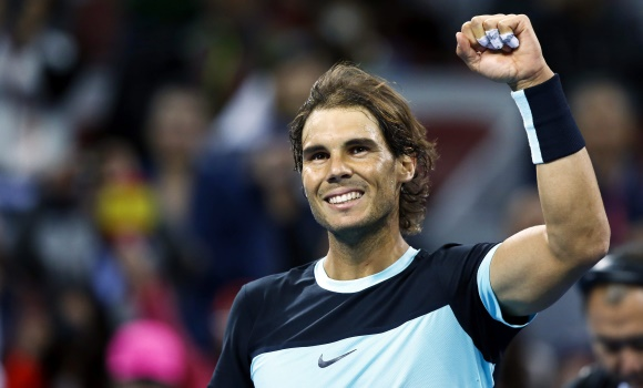 Nadal sufre, pero ya está en semifinales