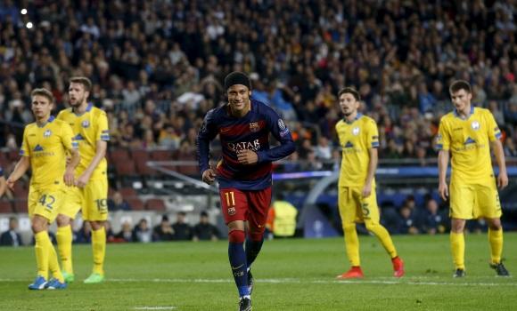 El Barcelona se deshace sin miramientos del BATE pero tiene que esperar  para pasar a octavos de Champions d093ed128b271