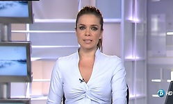 Accidente en plató de Telecinco