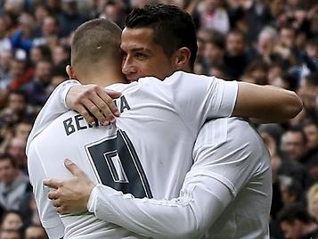 El Real Madrid se gusta ante el Athletic y Zidane ya suma su tercera victoria seguida