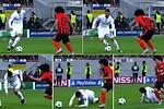 Cristiano Ronaldo y su regate fiasco