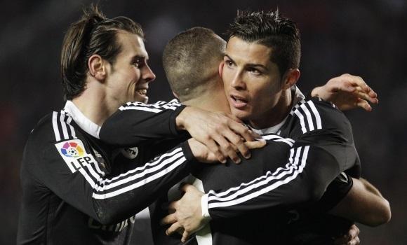 El Madrid empotra a la BBC
