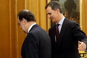 Tensión entre Zarzuela y el PP