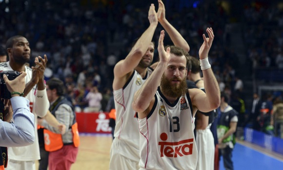 El Real Madrid, a un paso de la Final Four