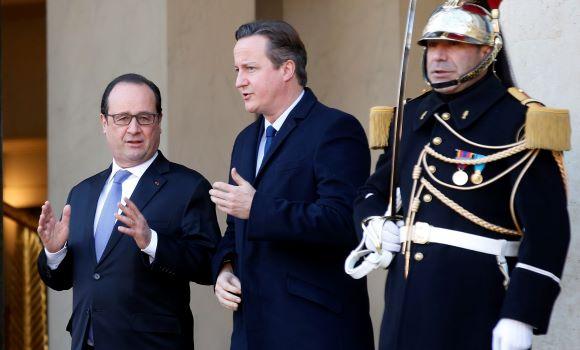 La mayor�a de brit�nicos no quiere seguir en Europa tras los atentados de Par�s