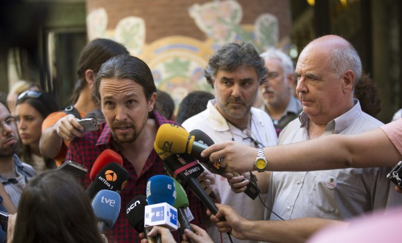 Así es la sangría de Podemos