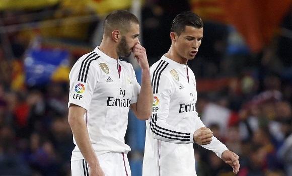 La transformación de Cristiano arriesga la influencia de Karim Benzema -
