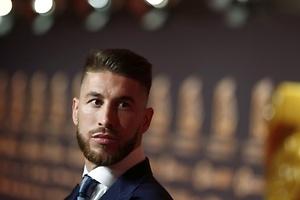 Sergio Ramos y Neymar se pican
