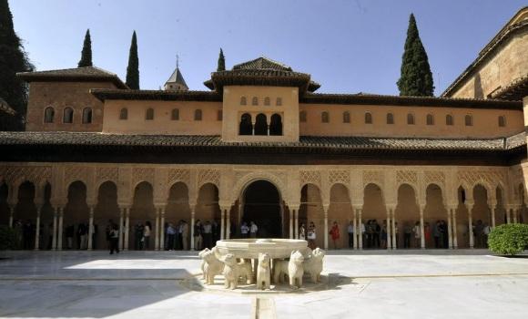 ESPA�A / GRANADA: La Alhambra abre al p�blico la Torre de las Infantas durante el mes de septiembre