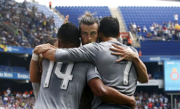 El  caos  ordenado del Real Madrid con el que amenaza a Europa en la  Champions 891d7237789a1