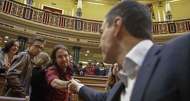 El diálogo secreto entre PSOE y Podemos: así fue el último intento