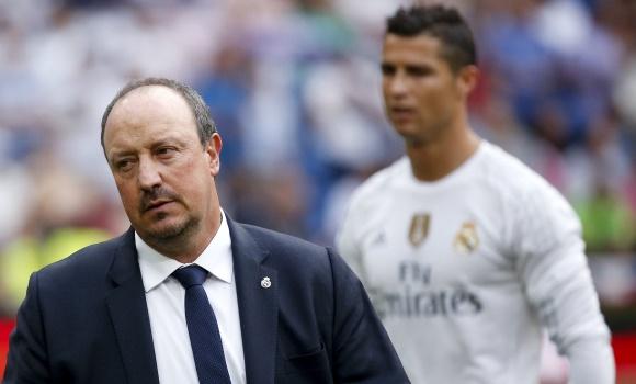 Rafa Benítez y sus siete encontronazos con la plantilla del Real Madrid