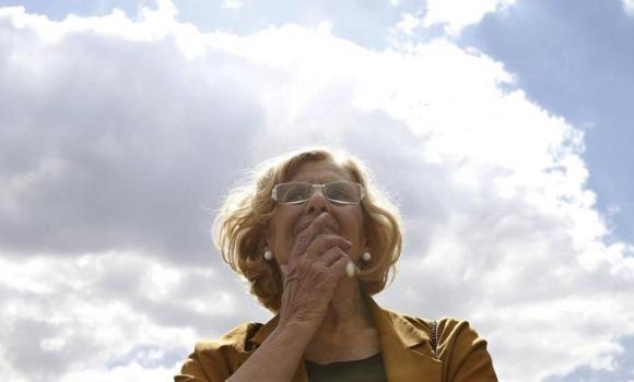 Carmena llamó a Sáenz de Santamaría tras la manifestación contra Ahora Madrid: Me quedé tranquila