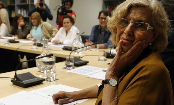 Carmena aclara a ahora madrid que su programa no es una - Casarse ayuntamiento madrid ...