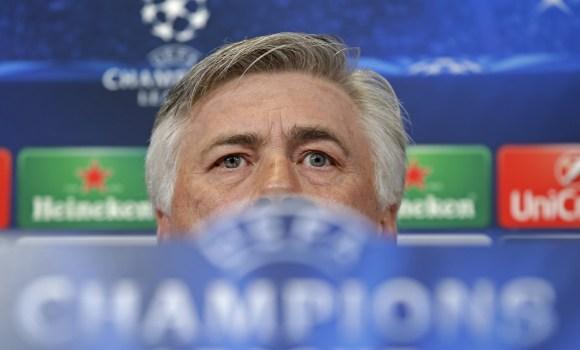 Ancelotti seguirá en Madrid hasta 2016 -