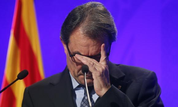 El PP reforma el TC contra Mas