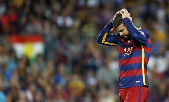 Apelación confirma la sanción a Piqué