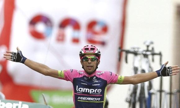 Oliveira gana y Fabio Aru sigue líder