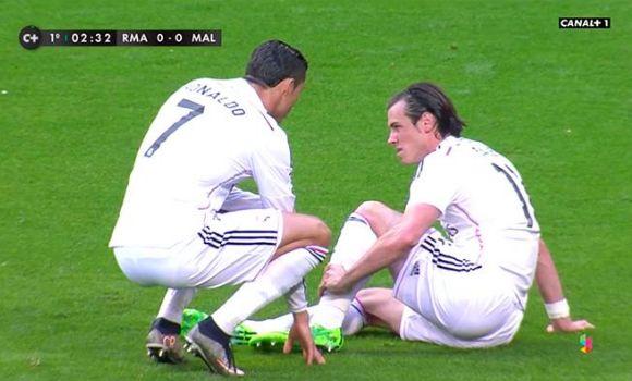 Alarma: Bale y Modric se rompen