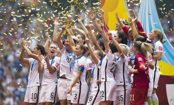 EEUU arrolla a Japón para ganar el Mundial femenino con golazos como este (Vídeo)
