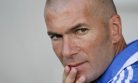 La irrelevancia de Zinedine Zidane -
