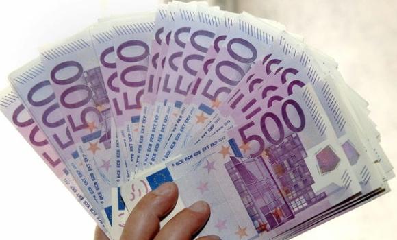 El hombre que creaba billetes